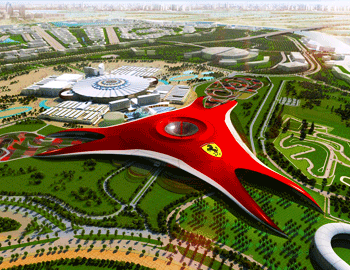 Dubai With Ferrari Holiday Package