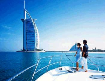 Honeymoon Dubai Holiday Package