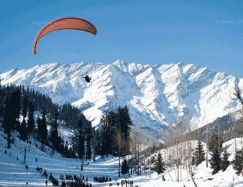Romantic  Shimla - Manali Holiday Package
