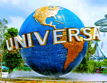 Universal Studios Holiday Package