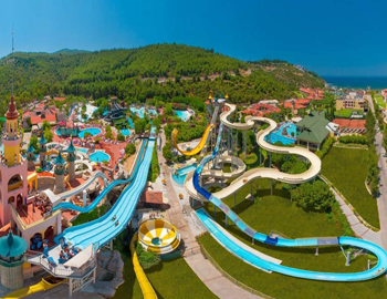 Istanbul & Vialand Holiday Package