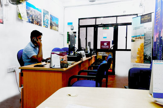 Travel Agent Aristo Travels Office